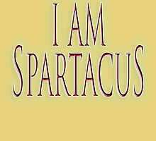 I am Spartacus! No I am Spartacus! Blood & Sand, Gladiators, Coliseum, Combat, Death by TOM HILL - Designer