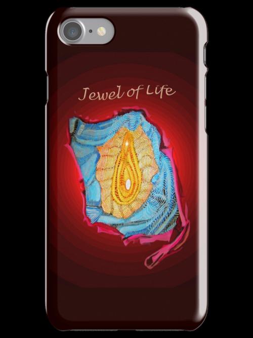 Jewel of LIFE by James Lewis Hamilton