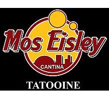Mos Eisley Cantina Photographic Print