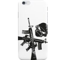 Iron Maiden Eddie Guns iPhone Case/Skin