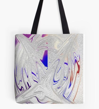 Clueless abstract Tote Bag