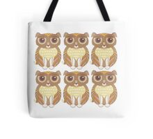 Sextuplet Dogs Tote Bag
