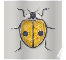 LadyBug - Jaune Poster