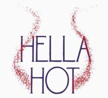 Hella Hot by Owlbpunny