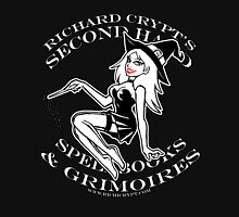 Second hand spellbooks and grimoires Unisex T-Shirt