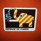 Defense De Fumer by EtiKat