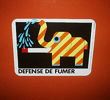 Defense De Fumer by EtiKat
