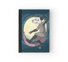 Opossum In Space Hardcover Journal
