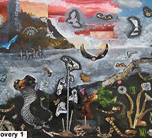 Galapagos-1 by Harry G. Sepulveda