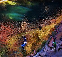 Karajini Colours by oddoutlet