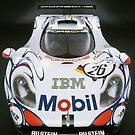 Porsche GT1 by supersnapper