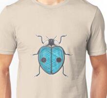 LadyBug - Blue Unisex T-Shirt