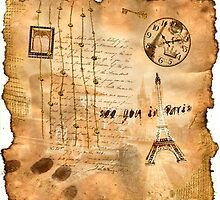 See you in Paris by amira