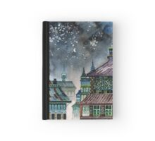 Night City Hardcover Journal