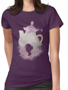 Be our guest Womens Fitted T-Shirt