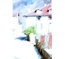Impression of Iparralde Photographic Print