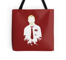 You've Got Red On You Tote Bag