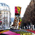 Parisian Mosaic - Piece 2 by Igor Shrayer