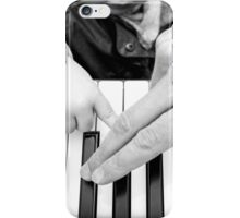 Piano Master and Pupil iPhone Case/Skin