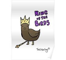 King of the birds Poster