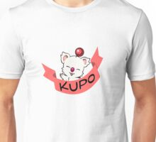 Moogle Final Fantasy Unisex T-Shirt
