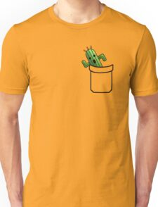 pocket cactuar final fantasy Unisex T-Shirt