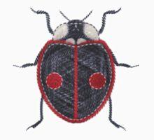LadyBug - Asian One Piece - Long Sleeve