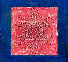 Sacred Geometry- Metatrons Cube by amira