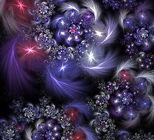 Spiral Sparkle  by Myron Watamaniuk