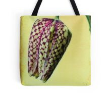 Fritillaria meleagris Tote Bag