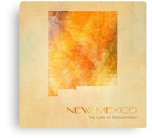 New Mexico Canvas Print