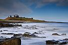 Dunstanburgh Castle - Northumberland Coast by David Lewins