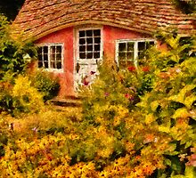 Playhouse - The Children's Cottage by Mike  Savad