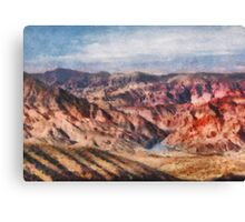 Neveda - Grand Hills Canvas Print