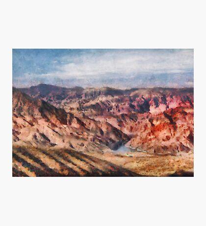 Neveda - Grand Hills Photographic Print