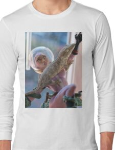 Leachie Attack! Long Sleeve T-Shirt