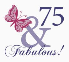 Fabulous 75th Birthday by thepixelgarden