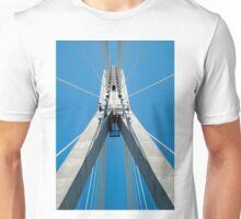 Warszawa, most Świętokrzyski1 / Warsaw, Swietokrzyski bridge1 Unisex T-Shirt
