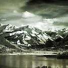 Looking Over Zeller See by David Henderson