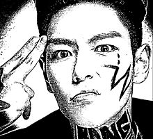 T.O.P  by arinoodles