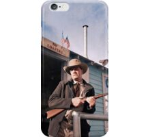 No Loafing! iPhone Case/Skin