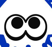 INKLING SQUID - BLUE Sticker