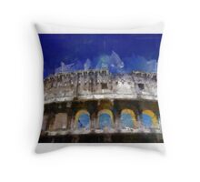 Rome 1 by Pierre Blanchard Throw Pillow