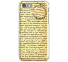 Enjolras & Grantaire From The Brick iPhone Case/Skin