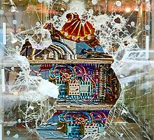 Broken Glass by Buckwhite