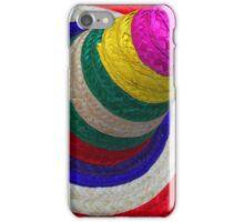 Rainbow Sombrero iPhone Case/Skin