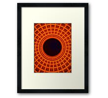 Journey Into the Unknown Framed Print