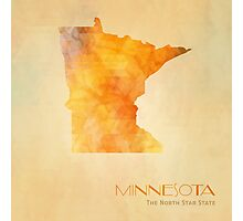 Minnesota Photographic Print