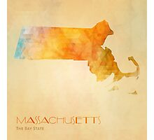 Massachusetts Photographic Print