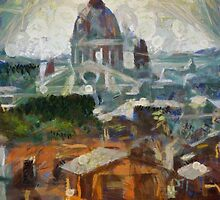 Rome 2 by Pierre Blanchard by esotericaart